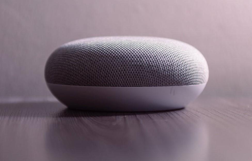 Slimme speaker van Google